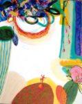 Le Jardin d'Audile 92 cm x 73 cm 2006