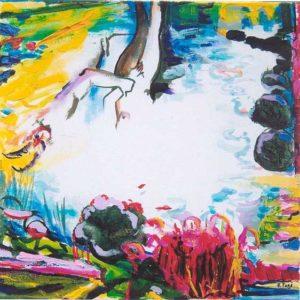 Le Jardin de Bahia 40 cm x 40 cm 2006