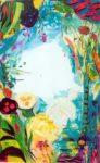 Jardin de Basiline 162 cm x 97 cm 2006