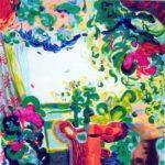 Jardin de Bassel 40 cm x 40 cm 2006
