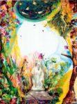 Jardin de Biaggio 100 cm x 73 cm 2006