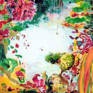 Jardin de Bohdan 100 cm x 100 cm 2006