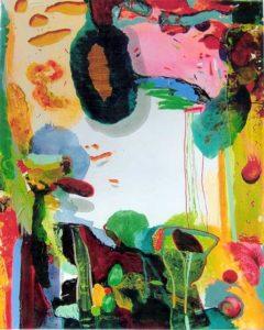 Jardin de Belmir 41 cm x 43 cm 2006