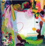 Jardin de Bortolo 40 cm x 40 cm 2006