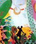 Jardin de Diane 100 cm x 81 cm 2007