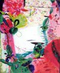 Jardin de Cassandre 100 cm x 81 cm 2007