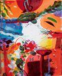 Jardin de Carline 41 cm x 43 cm 2007