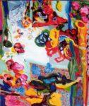 Jardin de Carla 55 cm x 46 cm 2007