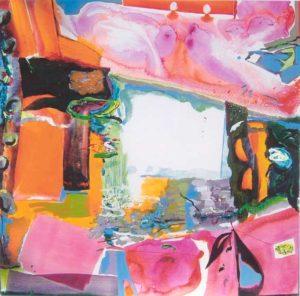 Jardin de Ceyda 120 cm x 120 cm 2007