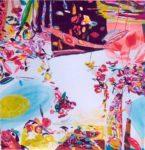 Jardin de Chelsy 134 cm x 138 cm 2007