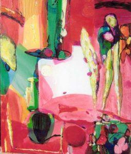 Jardin de Cidalia 61 cm x 50 cm 2007