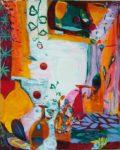 Jardin de Cognac 100 cm x 81 cm 2008