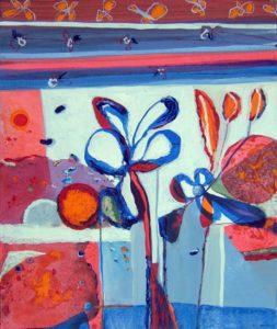 Du côté de chez Marino 55 cm x 46 cm 2008