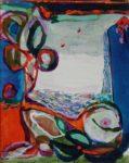 Jardin de Cyline 27 cm x 22 cm 2008