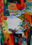 Jardin de Cleopha 65 cm x 92 cm 2008