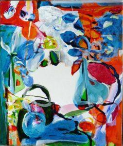 Jardin de Damla 64 cm x 54 cm 2009