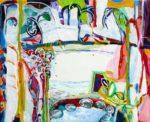 Jardin de Damase 100 cm x 81 cm 2009