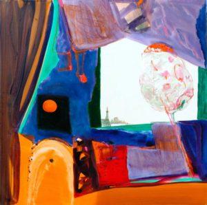 Jardin de Dénia 100 cm x 81 cm 2009