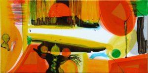 Jardin de Dunya 80 x 40 cm 2009 80 cm x 40 cm 2009
