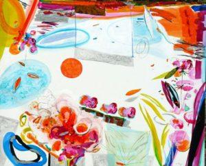 Jardin d'Eloi 162 cm x 130 cm 2009
