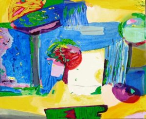 Jardin de Duane 61 cm x 50 cm 2009