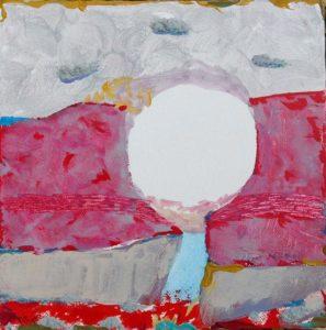 Jardin d'Ekram 20 cm x 20 cm 2009
