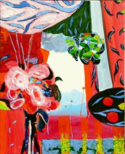 Jardin de Drice 100 cm x 81 cm 2009