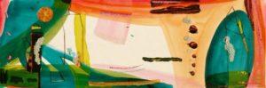 Jardin d'Elvir 120 cm x 40 cm 2009
