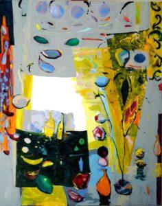 Jardin d'Emilio 92 cm x 73 cm 2009