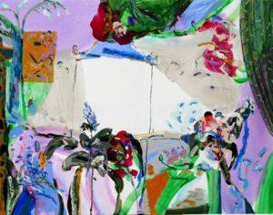 Jardin d'Emir 146 cm x 114 cm 2009