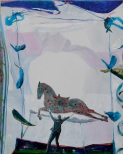 Jardin d'Enso 100 cm x 81 cm 2010