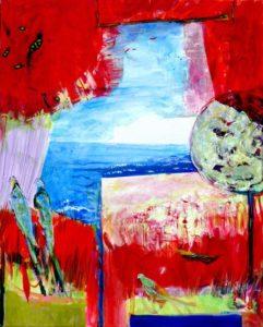 Jardin d'Esperance 81 cm x 65 cm 2010