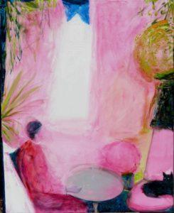 Jardin de Fabbio 100 cm x 81 cm 2010