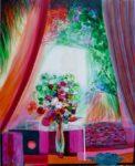 Jardin de Fania 100 cm x 81 cm 2010