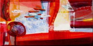 Du côté de chez Melina 40 cm x 20 cm 2010