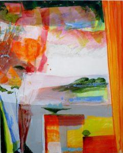 Jardin de Ferel 100 cm x 81 cm 2010