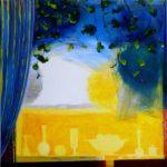 Jardin de Felipe 100 cm x 100 cm 2010