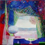 Jardin de Florouck 60 cm x 60 cm 2011