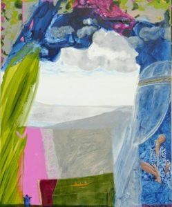 Jardin de Fulya 73 cm x 60 cm 2011