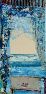 Jardin de Gaelane  40 cm x 20 cm 2011