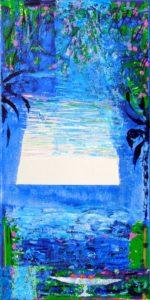 Jardin de Furkan 40 cm x 20 cm 2011