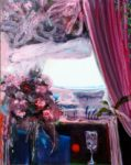 Jardin de Garance 92 cm x 73 cm 2011