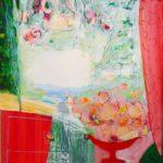 Jardin de Gartempe 120 cm x 120 cm 2011