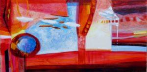 Jardin de Georges 400 cm x 200 cm 2011