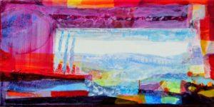 Du coté de chez Messa 80 cm x 40 cm 2011