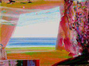 Jardin de Gaiska 100 cm x 81 cm 2011