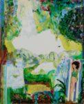 Jardin de Galla 81 cm x 100 cm 2011