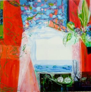 Jardin de Gerardo 130 cm x 130 cm 2011