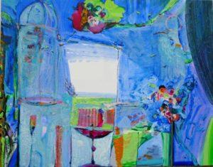 Jardin de Galia 146 cm x 114 cm 2011