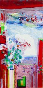 Jardin de Gema 100 cm x 50 cm 2011